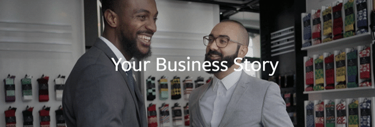 my business story